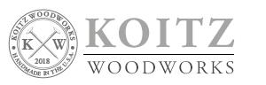 Koitz Woodworking Logo